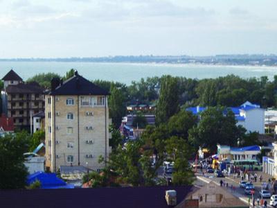 Анапа Квартира на улице Крымская 184