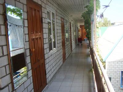 Анапа Отдых в частном секторе «Азара» летом