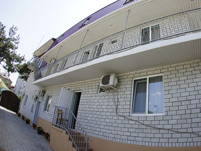 Анапа отдых в гостевом доме «Кристина»