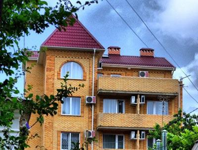 Анапа гостевой дом «У Евгении»