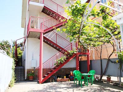 Гостевой дом Южанка на ул.Шевченко