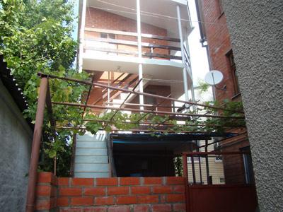 Отдых в Анапе недорого: дом «Эльвира»