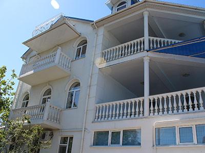 Гостевой дом «Юрий» на Тургенева