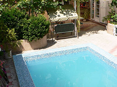 Гостевой дом в Анапе с бассейном «Надежда»