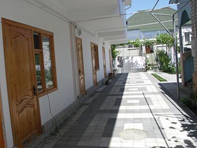 Анапа частный сектор №17 на Самбурова