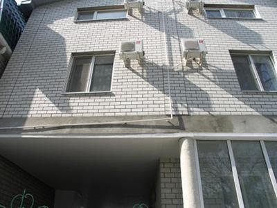 Анапа частный сектор №18 на Самбурова