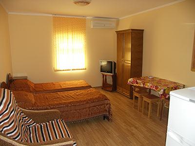 Однокомнатная квартира в Джемете