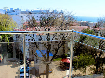 Квартира у моря на Кирова 1