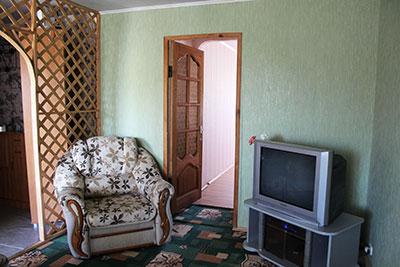 Анапа квартира на Астраханской 4