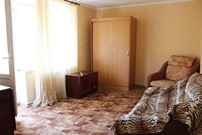 Квартира в Анапе у галечного пляжа на Толстого