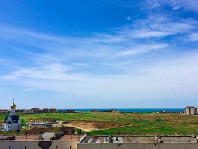 Анапа квартира с видом на море