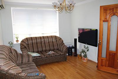 3 комнатная квартира в Анапе на Шевченко