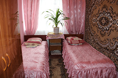 3 комнатная квартира на Крымской 86, Анапа