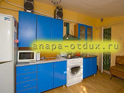 Отдельный дом под ключ в Анапе на Гоголя