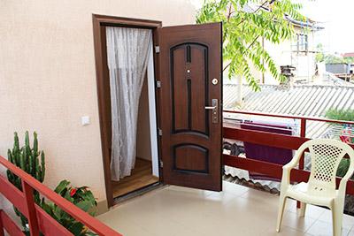 2-х комнатный этаж «под ключ» в Анапе на И.Голубца