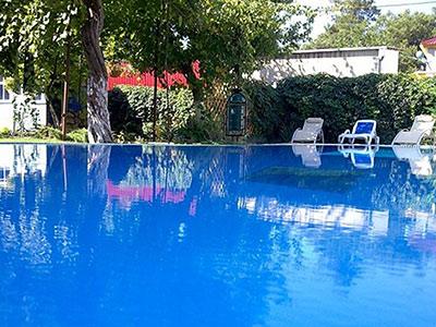 Дом под ключ с бассейном в Анапе