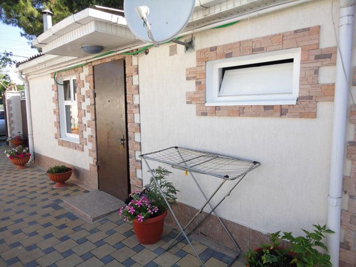 Дом под ключ в Пансионате Семья анапа.