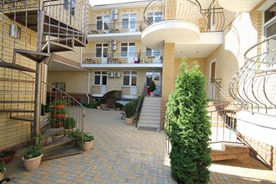 Анапа гостевой дом «Золотая миля»