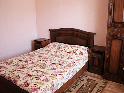 2-х комнатный номер с кухней в Анапе