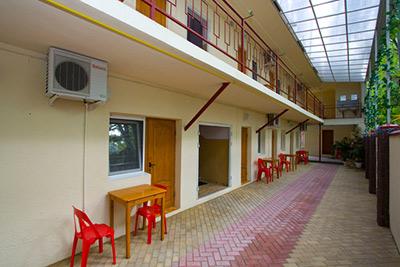 Джемете гостевой дом «У Рузанны»