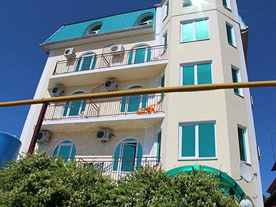 Джемете отдых в гостевом доме «На берегу моря» недорого
