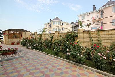Джемете гостевой дом «Дина»