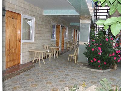 Гостевой дом «Легион» в Джемете