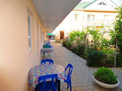 Гостевой дом «Прибой» в Джемете