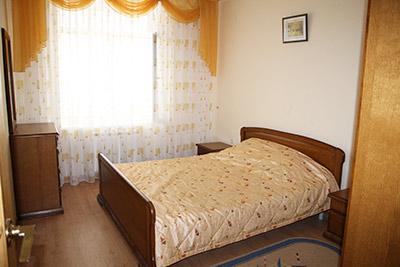 Квартира в Джемете на 8 человек
