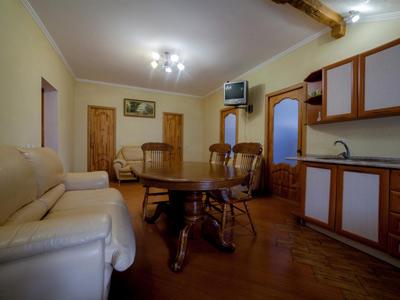 Апартаменты с кухней в Джемете на Песчаной