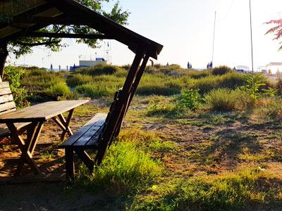2 комнатный домик на берегу Черного моря