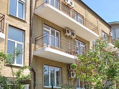 Гостевой дом «Катерина» в Витязево
