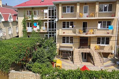 Гостевой дом «Костас» в Витязево