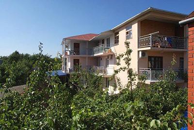 Гостевой дом в Витязево «На Черноморской»