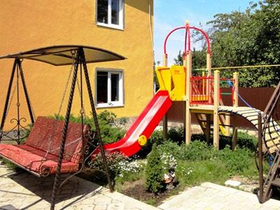 Анапа Витязево гостевой дом «У Елены»