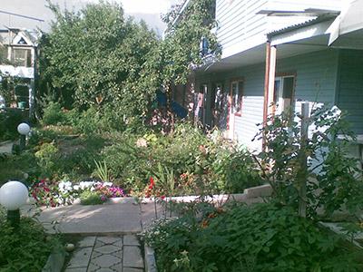 Анапа Витязево гостевой дом «Лилия»