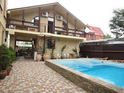 Витязево гостевой дом «Панаетис»