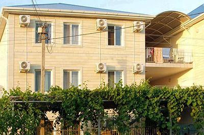 Витязево гостевой дом «Мартель»