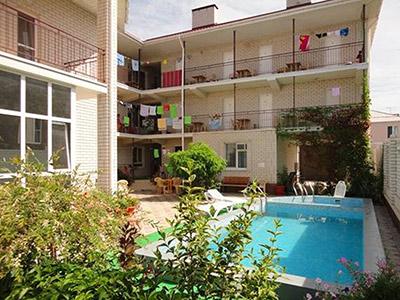 Гостевой дом «Белый парус» в Витязево