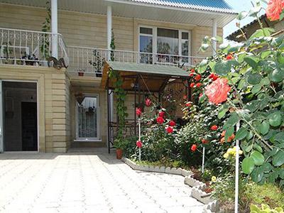 Витязево гостевой дом «Овен»