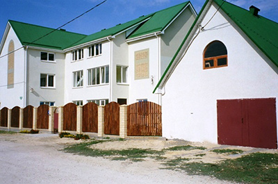 Гостевой дом в Витязево «Ромашка»