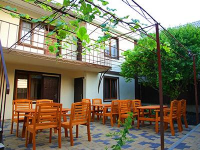 Витязево гостевой дом «На Кооперативной»