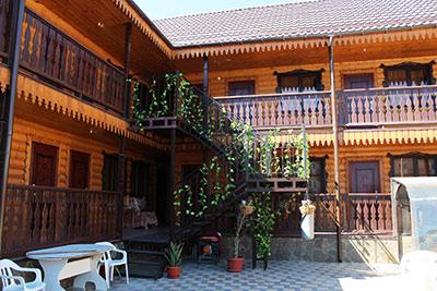 Отдых в Витязево 2019 гостевой дом «В сказке»