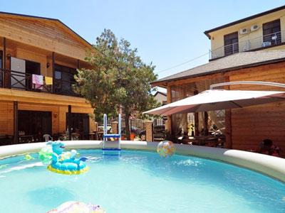 «НиколЯ» гостевой дом Витязево у моря