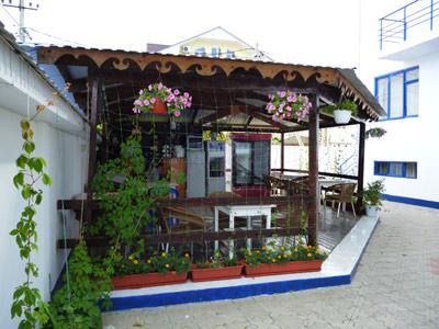 Витязево гостевой дом «Оазис»