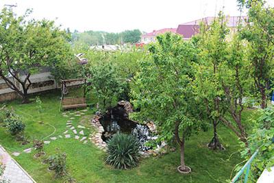 Частный дом на переулке Благовещенском в Витязево