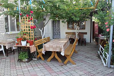 Витязево дом отдыха «Мария» на Горького