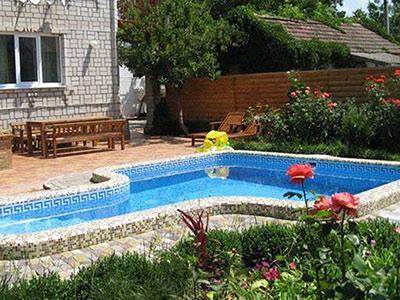 Витязево 4-х комнатный дом с бассейном