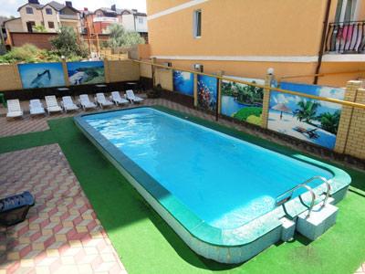 Витязево гостиница «Зиридис»