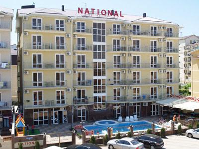 Витязево отель «National» (Националь)